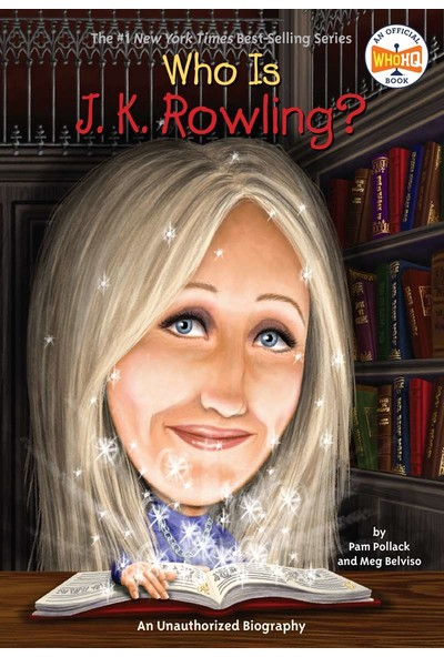 Who Is J.K. Rowling? - Pam Pollack
