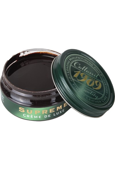 Collonil 1909 Supreme Creme de Luxe Siyah 100 ml