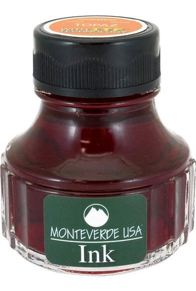 Monteverde G308TO Mürekkep Serisi 90 ml topaz