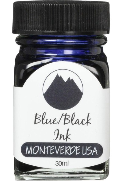 Monteverde G309BB Şişe Mürekkep 30 ml Blue Black
