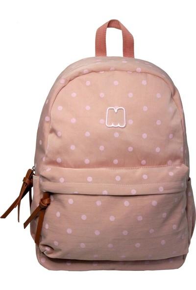 Marshmallow 63107 Dots Pink Sırt Çantası