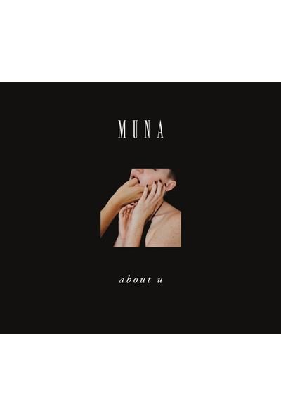 Muna - About U - CD
