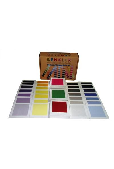 Yuka Kids Renkler - Renk Eşleme ve Renk Tonları