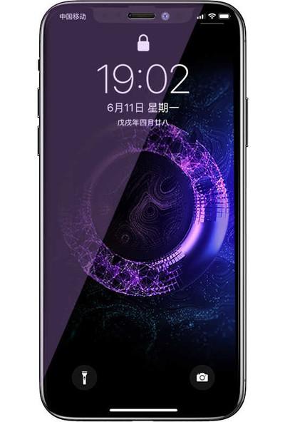 Benks Apple iPhone XS Max V Pro Screen Protector Anti-Bluelight Ekran Koruyucu Siyah