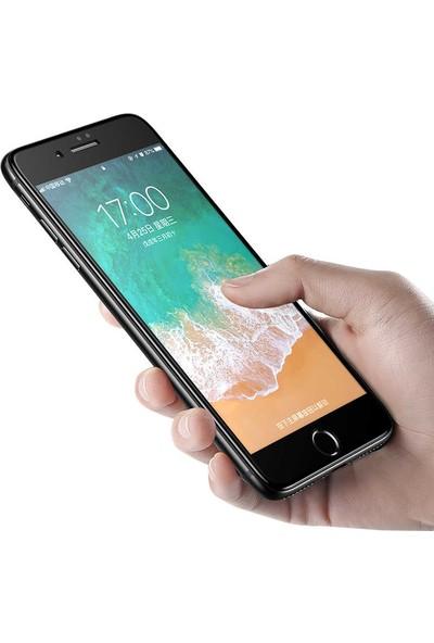 Benks Apple iPhone 8 Plus V Pro Ekran Koruyucu Siyah