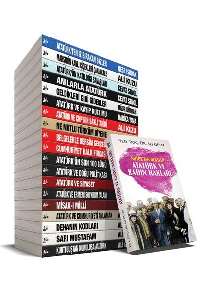 Evinizin İş Yerinizin Atatürk Kütüphanesi - 20 Kitap