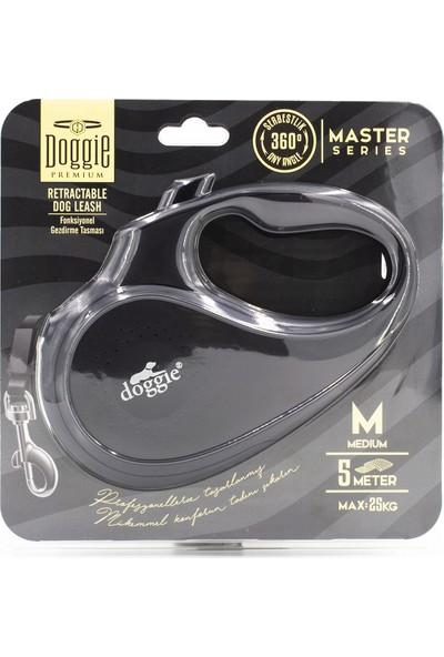Doggie Master Serisi Otomatik Uzatma Tasması