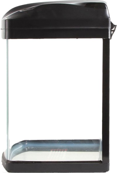 Fivestar Mini 380 Akvaryum Işıklı Oval Köşe + Su Motoru 30 lt