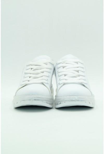Çarşı Kadın Günlük Ayakkabı 162 Beyaz
