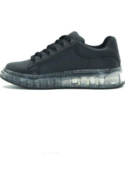 Çarşı Kadın Günlük Ayakkabı 162 Siyah