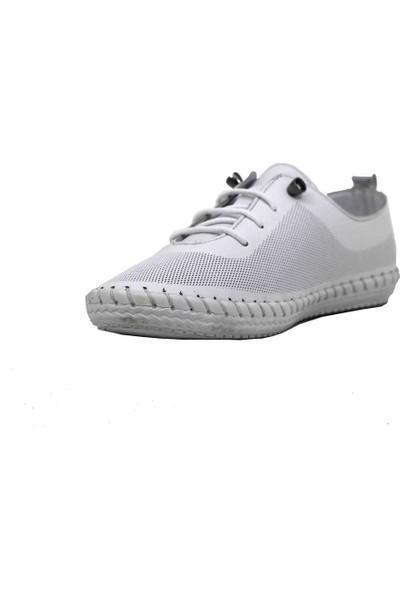 Marine Shoes Deri Kadın Ayakkabı 20Y-094-281 36