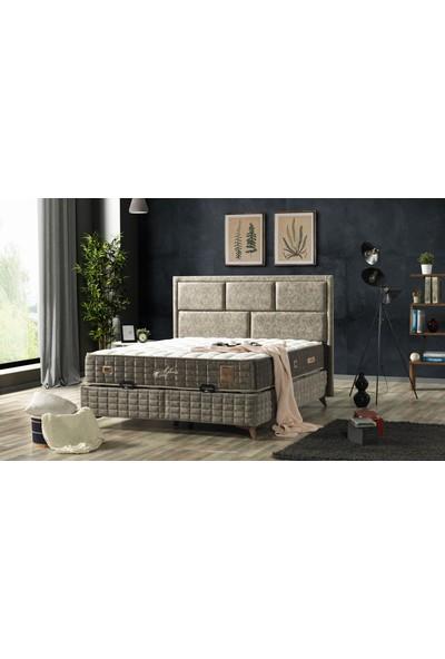 Armis Yatak Adora Plus Yaylı Çift Kişilik Yatak 160 x 200 cm