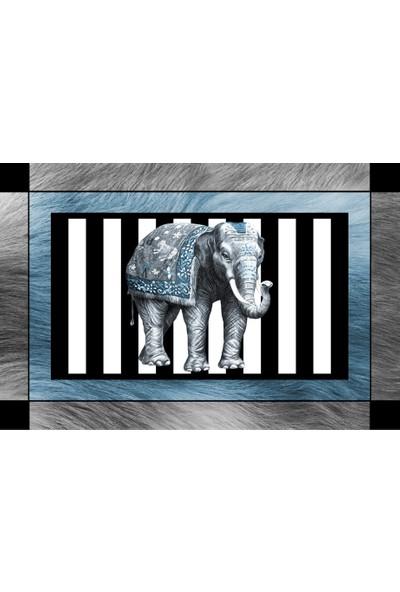 Soley Zambiya Djt 40 x 60 cm Banyo Paspası 0860 01