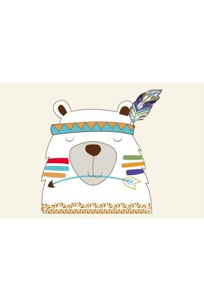 Soley Bear Djt 40 x 60 cm Banyo Paspası 1007 01