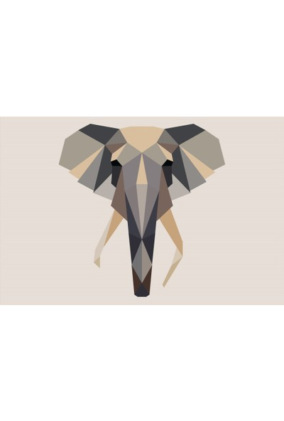 Soley Elephant Djt 40 x 60 cm Banyo Paspası 1015 01