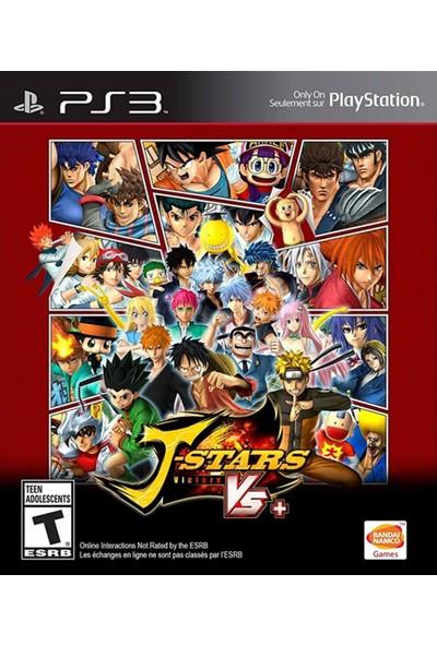 J-Stars Victory Vs+ PS3 Oyun