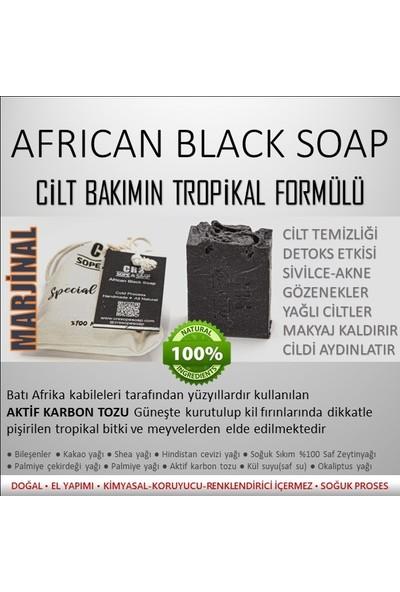 Crs African Black Natural Sabun