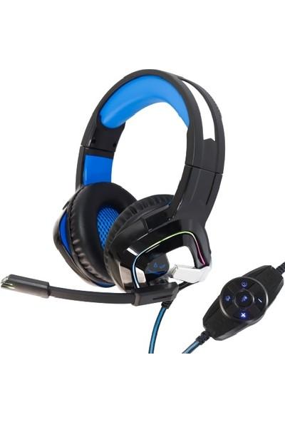 Rush PUKKA RHX23 USB 7.1 Surround RGB Oyuncu Kulaklık