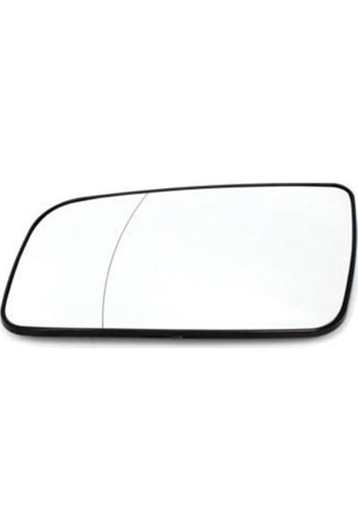 Viewmax Opel Astra G Sol Dış Dikiz Ayna Camı Elektirikli