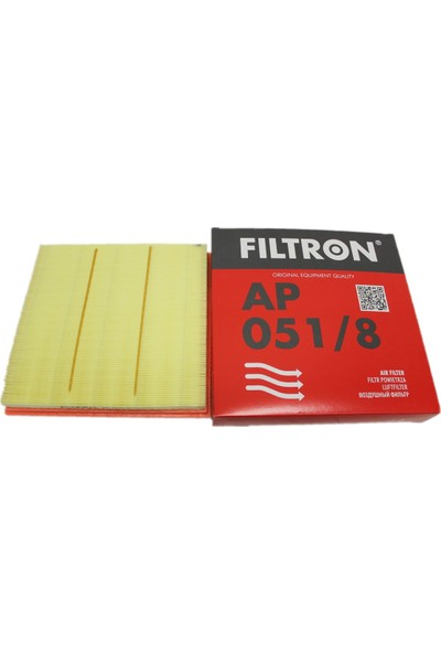 Filtron Chevrolet Cruze 1.6 Hava Flitresi