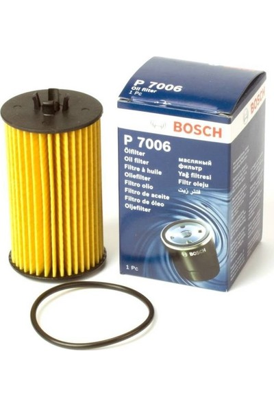 Bosch Opel İnsignia 1.4 1.6 Yağ Filtresi