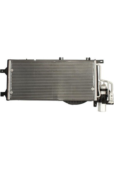 Yedekparçabudurr Opel Corsa C Klima Radyatör İthal Üründür