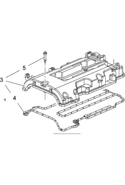 Victor Reinz Opel Mokka 1.4 Üst Kapak Contası