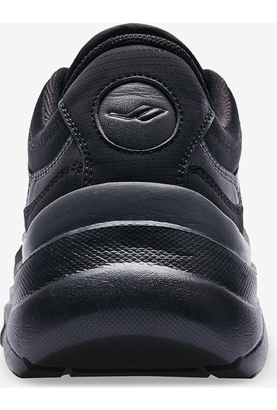 Lescon Stream Mystic Siyah Unisex Spor Ayakkabı