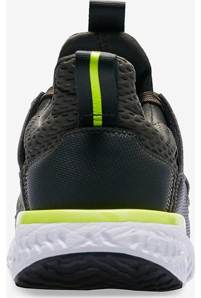 Lescon Hellium Spike Haki Erkek Koşu Ayakkabı