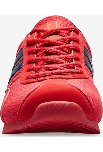 Lescon Campus Kırmızı Erkek Sneaker Ayakkabı