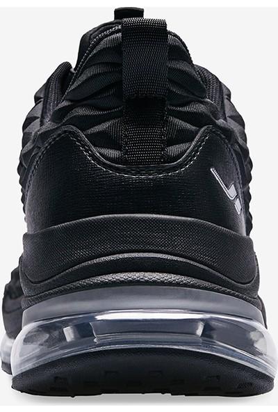 Lescon Airtube Ultra Siyah Erkek Spor Ayakkabı