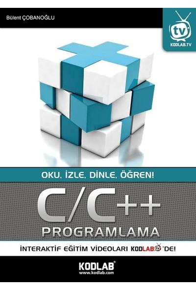 C/C++ Programlama - Bülent Çobanoğlu