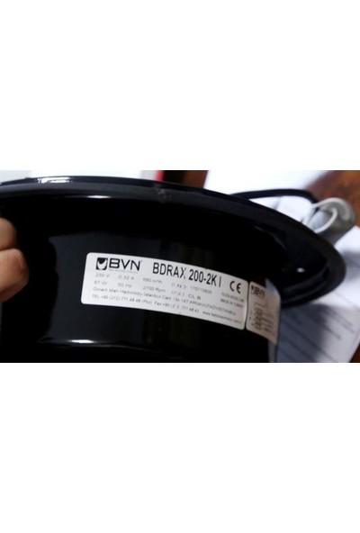 Bahçıvan BDRAX 200 Yüksek Devirli Fan Aksiyel Aspiratör