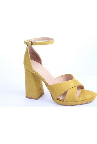 Beety By55.1700 Kadın Topuklu Ayakkabı