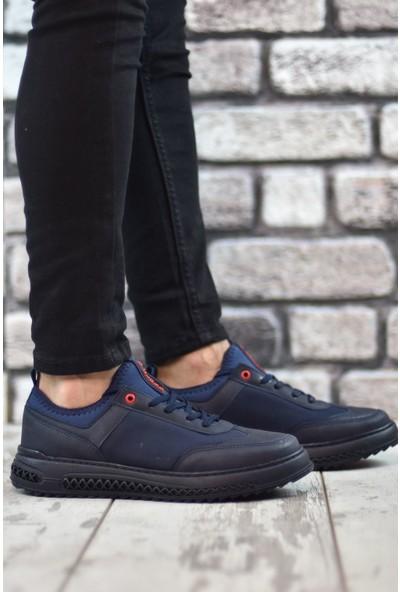 Riccon Lacivert Erkek Sneaker Rcng12504