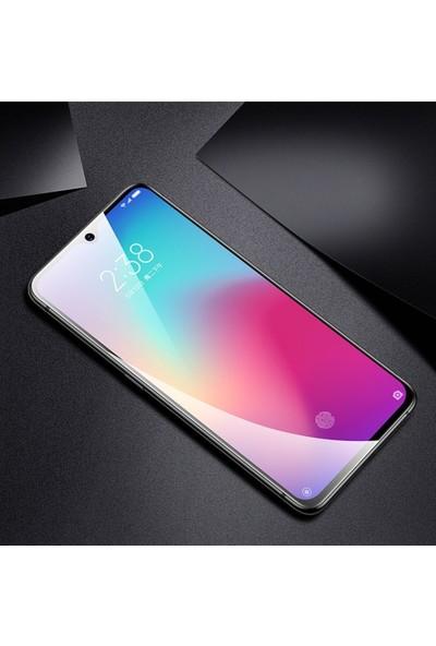 Herdem Xiaomi Mi 9 Ekran Koruyucu 5D Tam Kaplayan Cam - Siyah