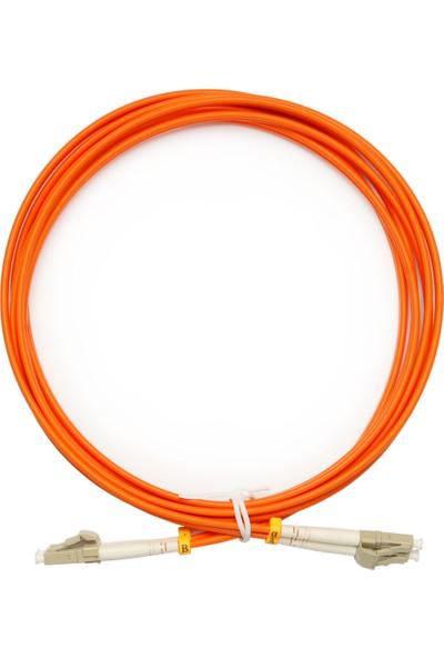 Moz Lc-Lc / Pc, Multimode, Dublex, 2.0mm, 5m, Patchcord