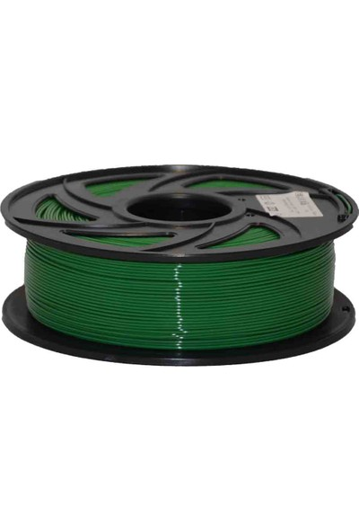 Elas 3D Elas 1.75mm Pla Plus Filament 1kg Yeşil