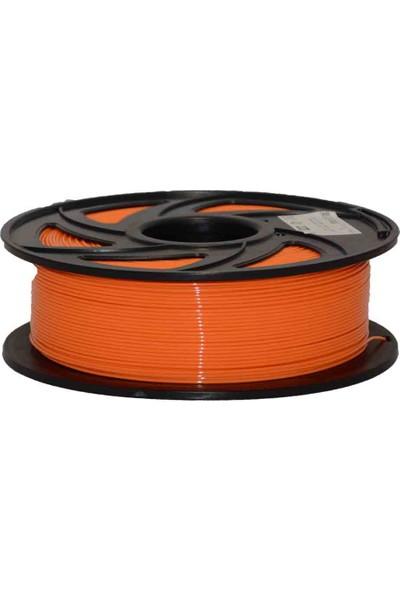 Elas 3D Elas 1.75mm Pla Plus Filament 1kg Turuncu