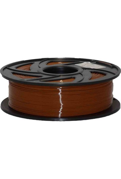 Elas 3D Elas 1.75mm Pla Plus Filament 1kg Kahverengi