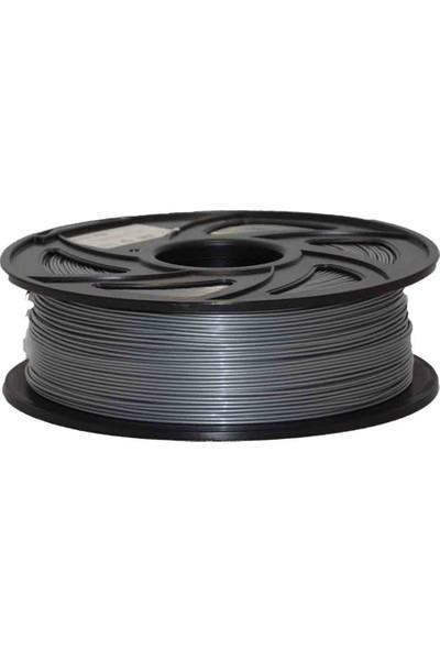 Elas 3D Elas 1.75mm Pla Plus Filament 1kg Gümüş