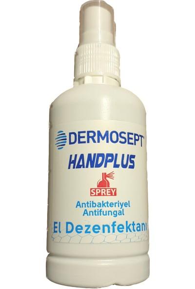 Dermosept Alkol Bazlı El ve Cilt Dezenfektanı