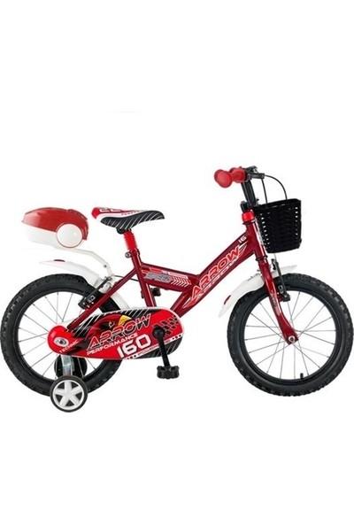 Arrow Diesel 16 Jant Kırmızı Çocuk Bisikleti