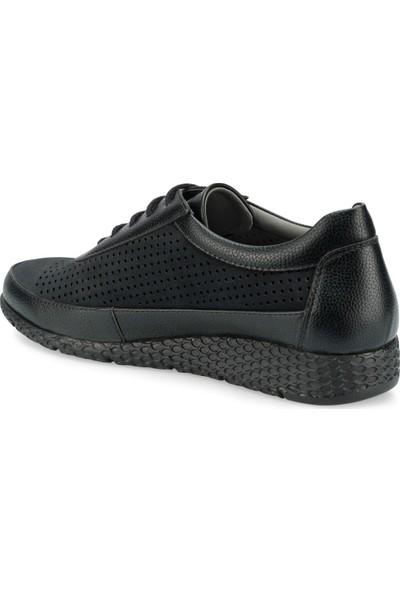 Travel Soft Trv1620.Z Siyah Kadın Ayakkabı