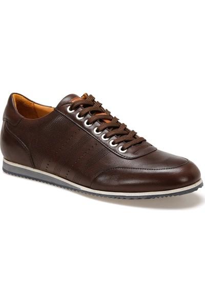 Oxide Gbs107 Kahverengi Erkek Casual Ayakkabı