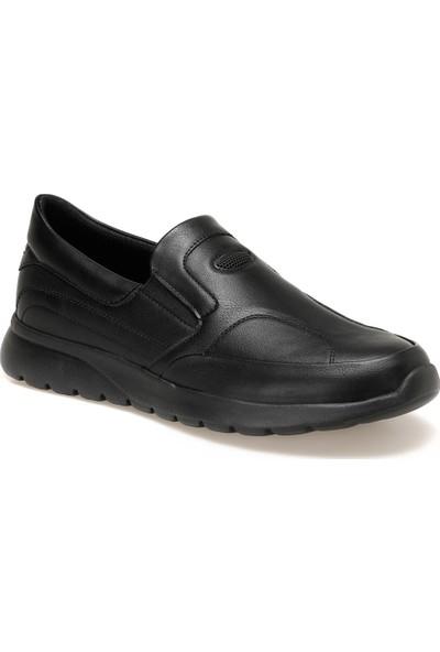 Flexall Frl-1 Siyah Erkek Klasik Ayakkabı