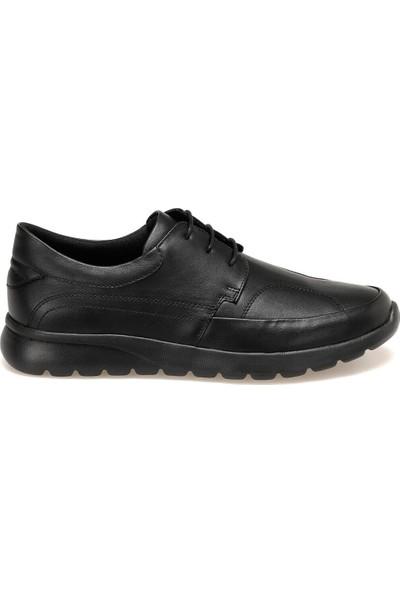 Flexall Frl-2 Siyah Erkek Klasik Ayakkabı