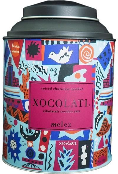 Melez Tea Xocolatl Tea Çikolatalı Rooıbos Çayı 75 gr