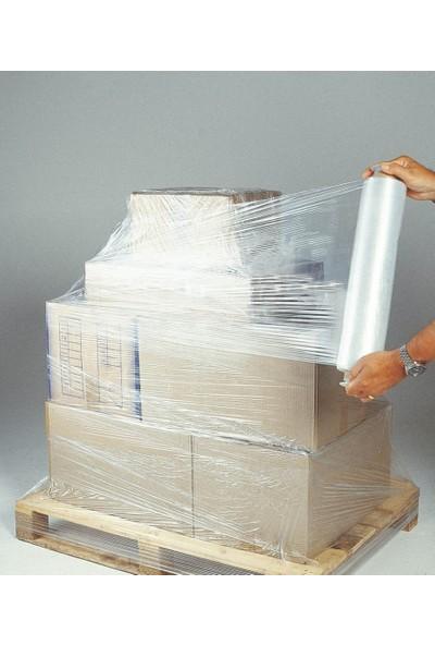 Redro Home En Şeffaf Palet Streç Film Çok Amaçlı 17 Mikron 50 cm 2 kg