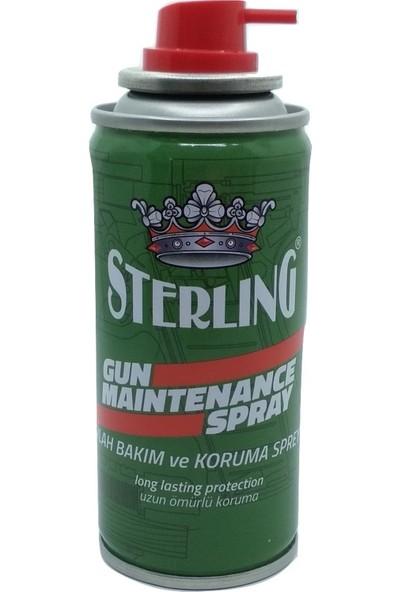Sterling Silah Temizleyici Bakım ve Koruma Spreyi 75ML
